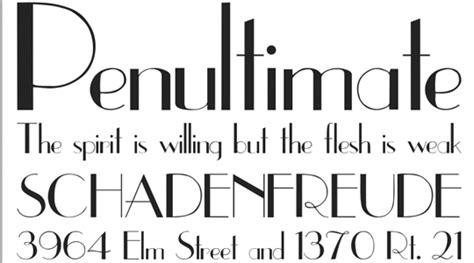 Un pack de 50 tipografías para los fans de lo vintage ...