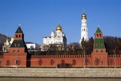 Un paseo por el Kremlin de Moscú