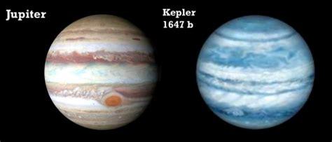 Un planeta del tamaño de Júpiter fue descubierto fuera del ...