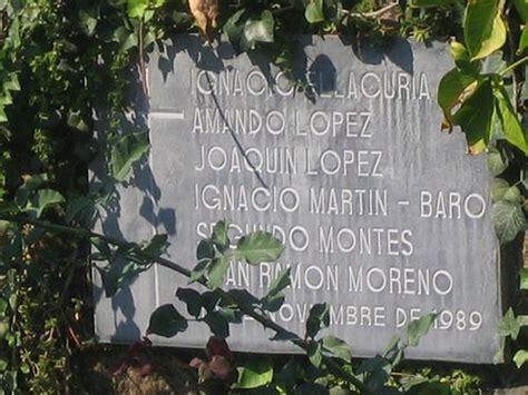 Un poco sobre los Mártires Jesuitas en El Salvador - Info ...