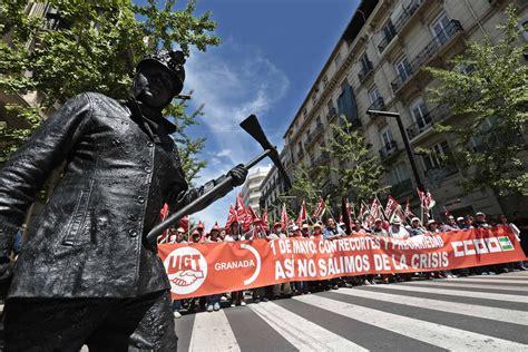 Un sindicalista disfrazado de obrero de la... | Andalucia ...
