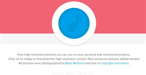 Un top 5 de bancos de imágenes libres | paredro.com