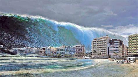 Un tsunami sepultará España, Portugal y Gran Bretaña ...