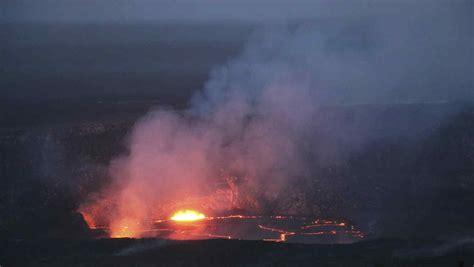 Un volcán está a punto de entrar en erupción en Estados ...