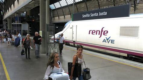 Una avería provocará retrasos en todos los AVE de Madrid a ...