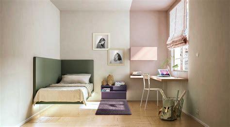 Una cama de esquina, perfecta para amueblar habitaciones ...