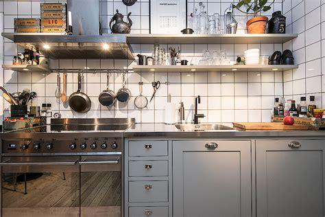 Una cocina y el ladrillo visto – Interiores Chic | Blog de ...