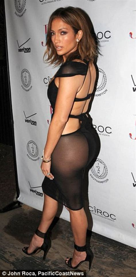 Una diosa; Jennifer López luce cuerpazo a sus 46 años ...