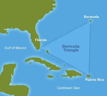Una explicación racional al Triángulo de las Bermudas