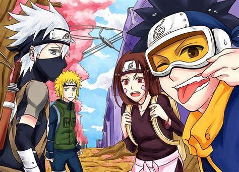 Una historia de amor en Naruto Online – Juego de Naruto ...