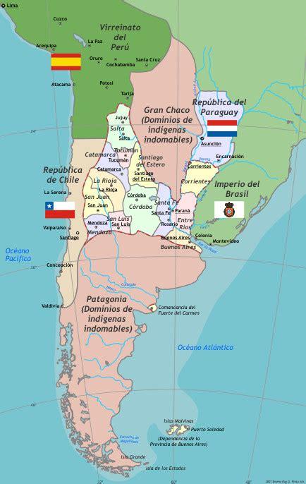 Una Historia de los Argentinos - Las Provincias Unidas ...