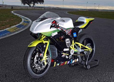Una moto elctrica nace en el seno de la Universidad Carlos ...