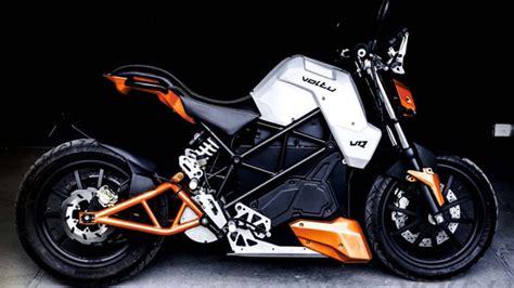 Una moto eléctrica construida en Paraná fue presentada en ...