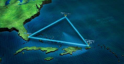 Una nueva explicación al misterio del Triángulo de las ...