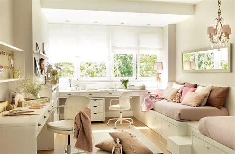 Una suite de princesas: con baño, estudio y vestidor