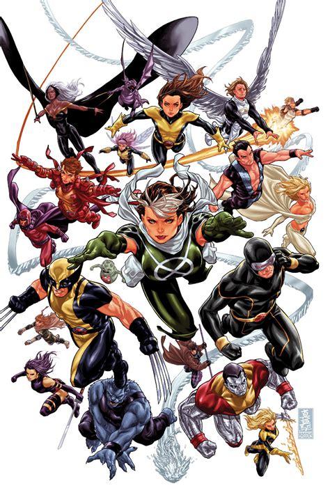 Uncanny X-Men: X-Men Legacy (2008 - 2012), (2012 - 2014)