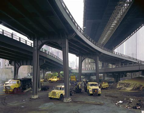 Under the Brooklyn Bridge • Andrew L Moore