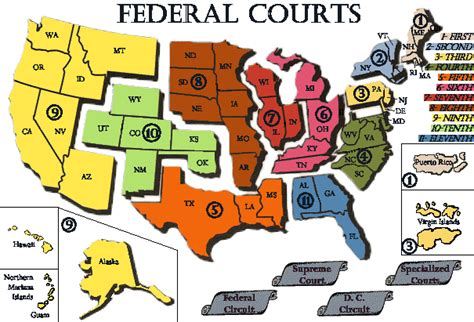 Understanding the United States Federal Court Structure ...