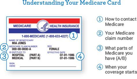 Understanding Your Medicare Card | MyMedicareMatters