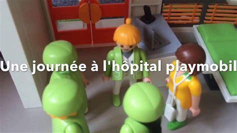 Une journée à l hôpital playmobil   YouTube