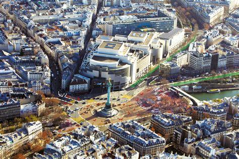 Une place de la Bastille libérée – Paris.fr