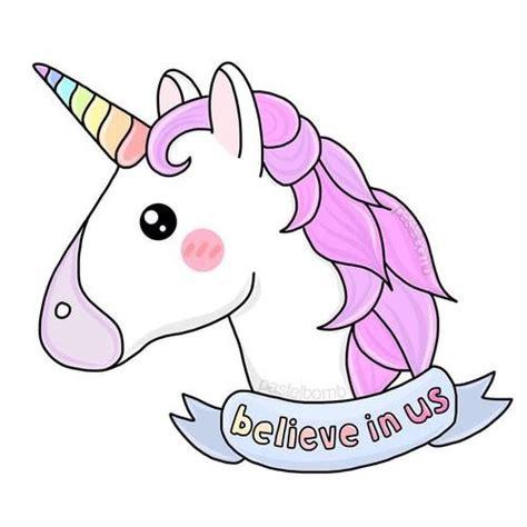 Unicorn clipart easy draw - Pencil and in color unicorn ...