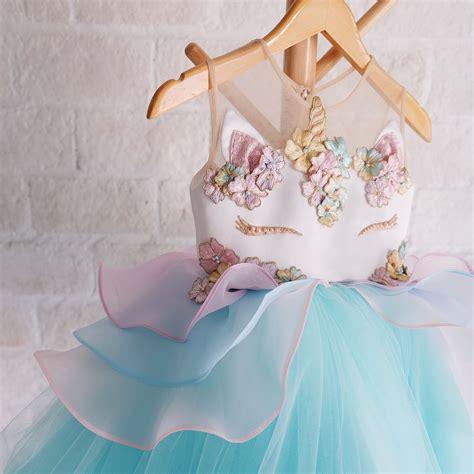 unicorn dress— #honeybeekids #honeybee_kids #instakids # ...