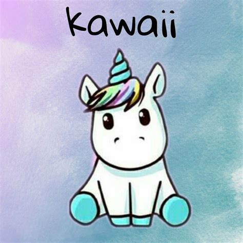 unicornios kawaii freetoedit   Image by aguss