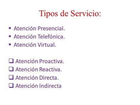 Unidad II: Atención & Servicio Al Cliente - ppt descargar