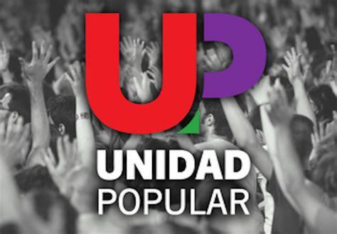 Unidad Popular se disuelve - Mediterraneo Diario16