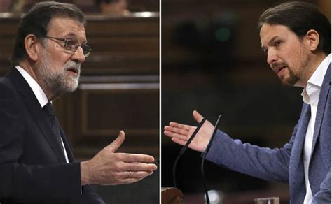 Unidos Podemos pierde la moción de censura contra Rajoy ...
