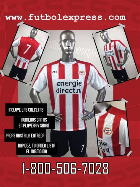 Uniformes de Futbol de Liga Holandesa