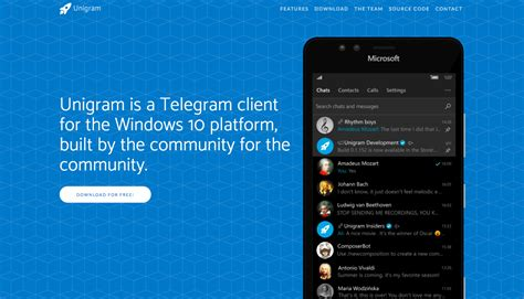 Unigram: cliente do Telegram para Windows entra em fase ...