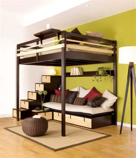 Unique Loft Beds For Adults Design Ideas » InOutInterior