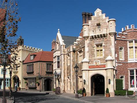 United Kingdom Pavilion at Epcot - Wikipedia