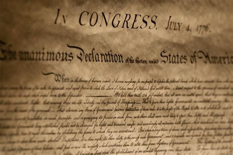 United States Declaration of Independence - Wikidi