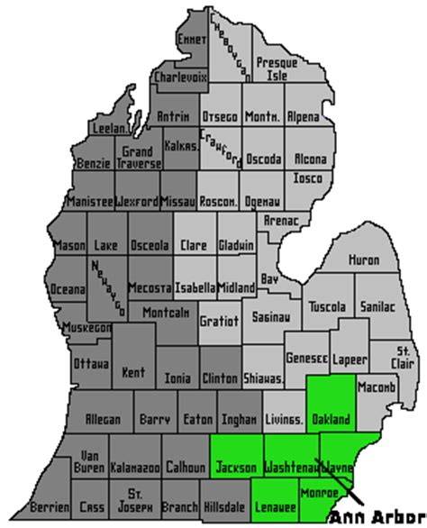 United States District Court -- Eastern Michigan District