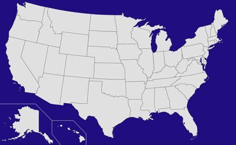 United States Logic Map Quiz