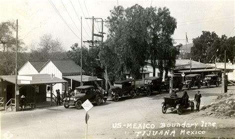 Unity, division marks San Diego-Tijuana border history ...