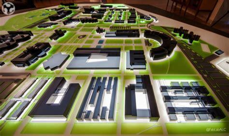 Universidad de Alicante: Maqueta   Fab Lab Alicante