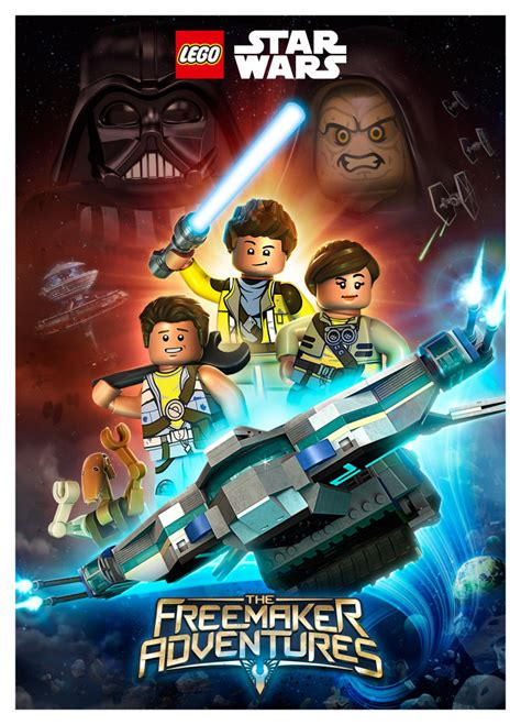 UNIVERSO STAR WARS   Lego star wars   Otras Series