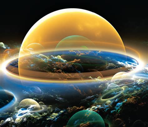 Universos paralelos - Planeta