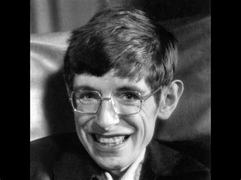 Ünlü Fizikçi Stephen Hawking - YouTube