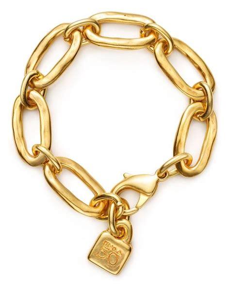 Uno de 50 Awesome Bracelet in Gold | Lyst
