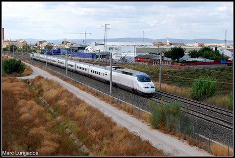 Uno de cada 4 trenes AVE está subvencionado : Vivir el ...