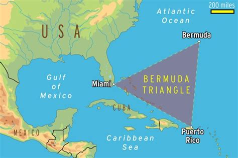 Unsolved Mysteries of the Bermuda Triangle | Wander