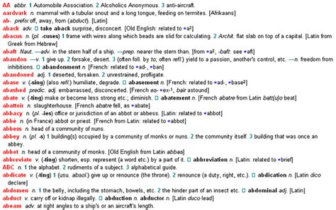 unusual+words+and+their+meanings | meanings below guidance ...