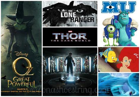 Upcoming Disney Movies In 2013 | Disney Vault