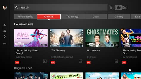 [Update: arm APK] YouTube for Android TV v2.0 brings a ...