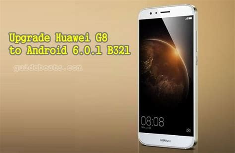 Update Ascend G7 G7 L01 to B530 EMUI 4.0 Android 6.0 Firmware